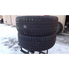 Continental 4x4 contiwinter contact 255/55/18